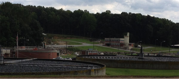 Asheboro Wastewater Treatment Plant